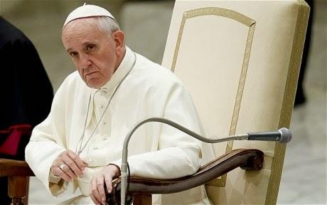 papa francisco 25.9.13
