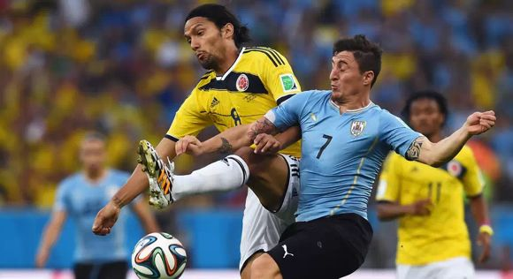colombia-uruguai