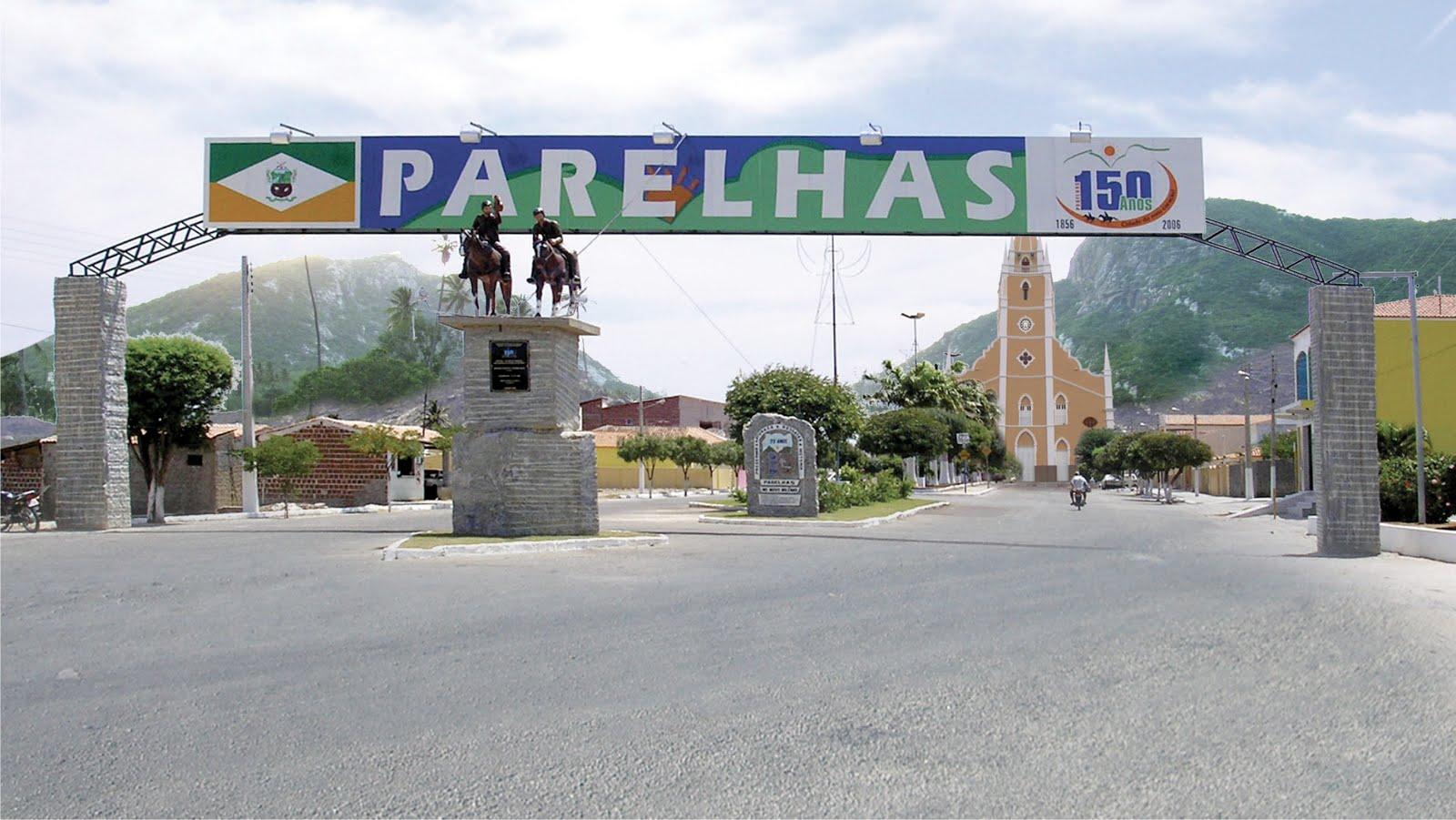 portal Parelhas