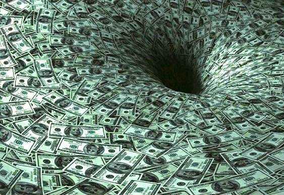 Dinheiro-escorrendo-pelo-ralo