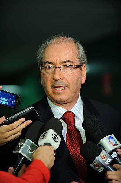 Entrevista com dep. Eduardo Cunha