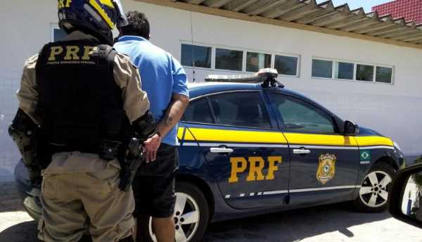 Homema-acusado-de-estupro-é-preso-pela-PRF-PB