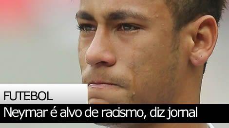 Em 2014, Neymar Jr. e Daniel Alves foram vítimas de racismo na final da Copa do Rei, entre Barcelona e Real Madrid.