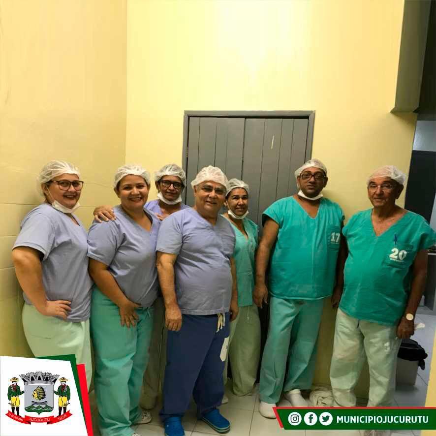 Prefeitura de Jucurutu torna Hospital Municipal referência na região do Seridó