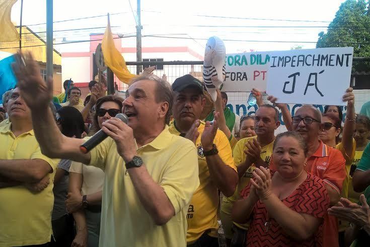 CORRUPÇÃO: MPF apresenta ação contra José Agripino (DEM) por propina