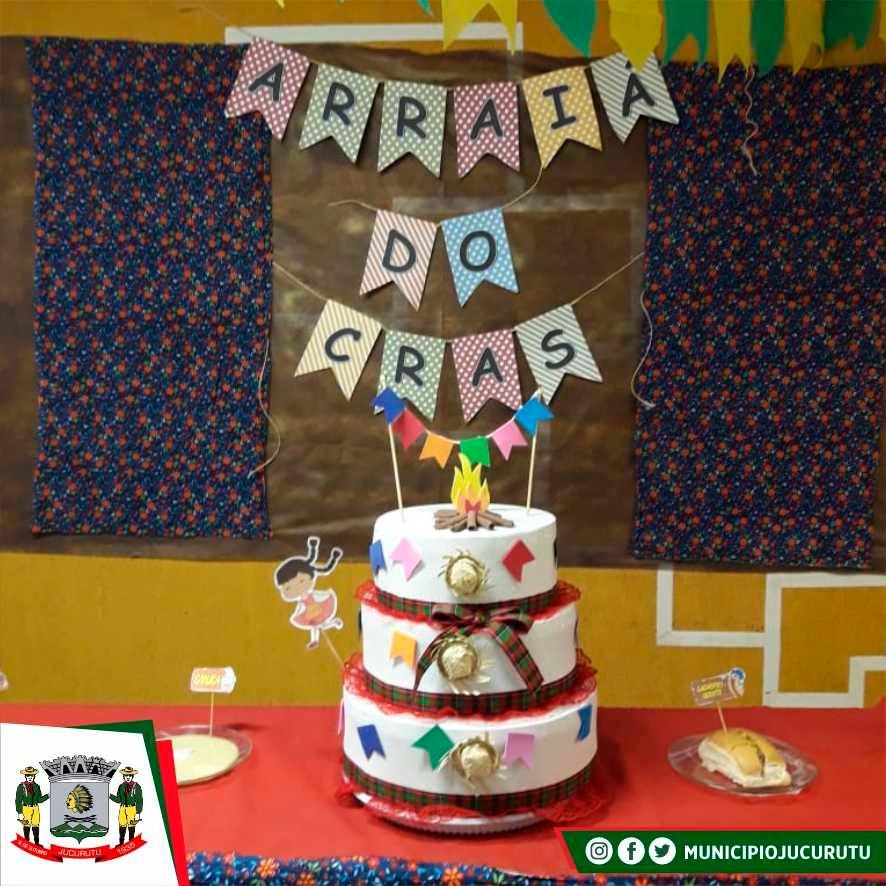 Centro de Referência em Assistência Social (CRAS) de Jucurutu realizou São João dos usuários