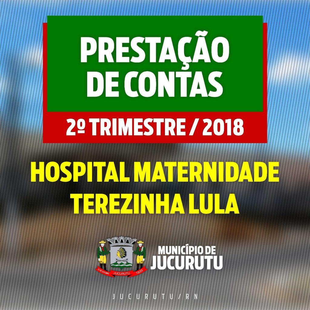 Secretaria de Saúde presta contas dos números de ações e rotinas de atendimentos no Hospital Terezinha Lula