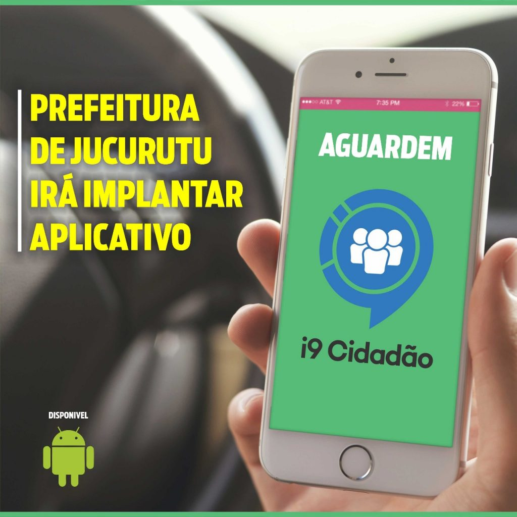 Prefeitura de Jucurutu irá implantar aplicativo que permite interação com o cidadão