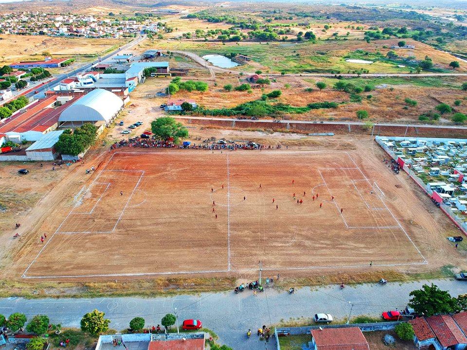 Confira o placar dos jogos da 1ª Rodada da Copa Jucurutu de Futebol
