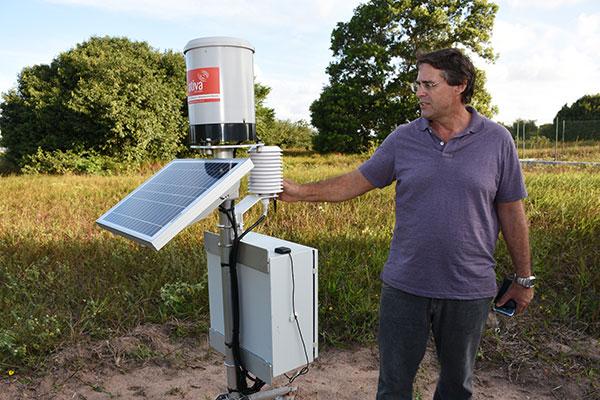RN terá sistema para monitorar clima