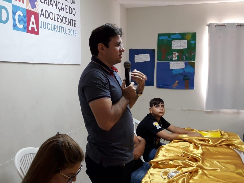 Jucurutu realizou 3ª Conferência Municipal dos Direitos da Criança e do Adolescente