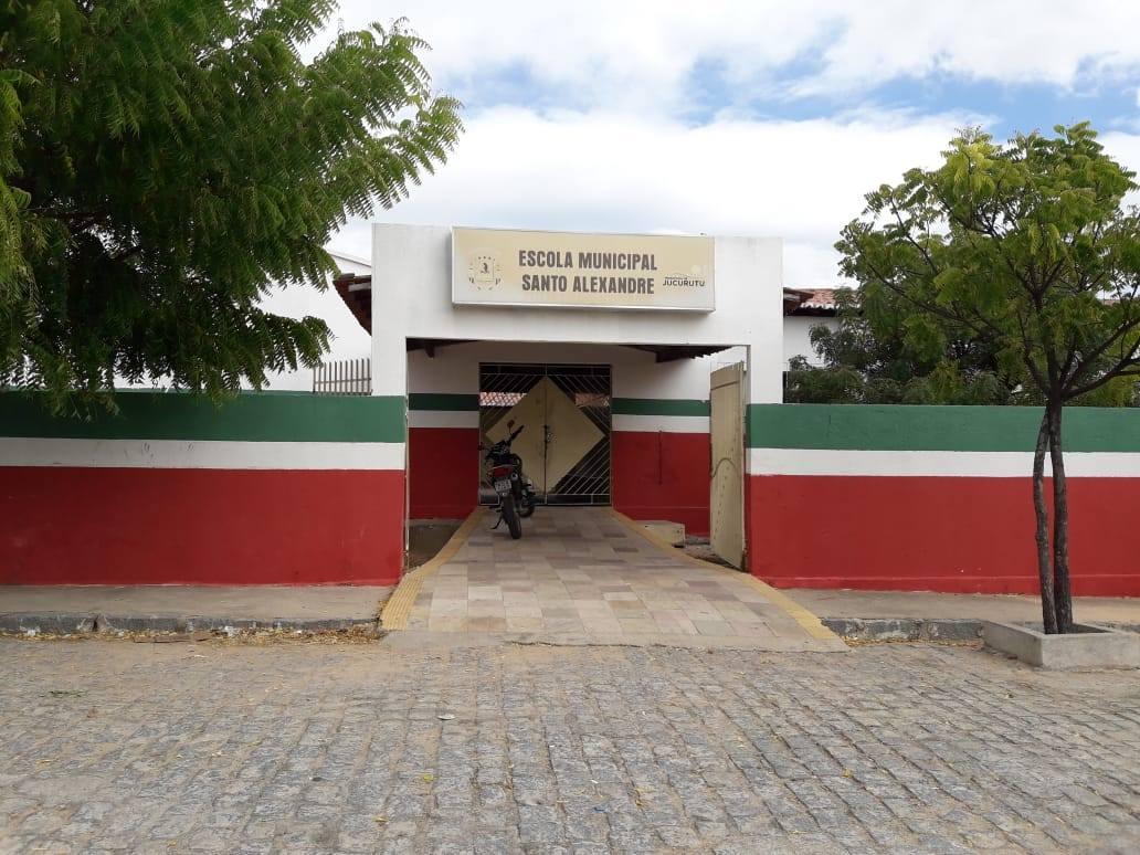 Gestão Valdir Medeiros Segue Reparando e Reformando as Escolas do Município