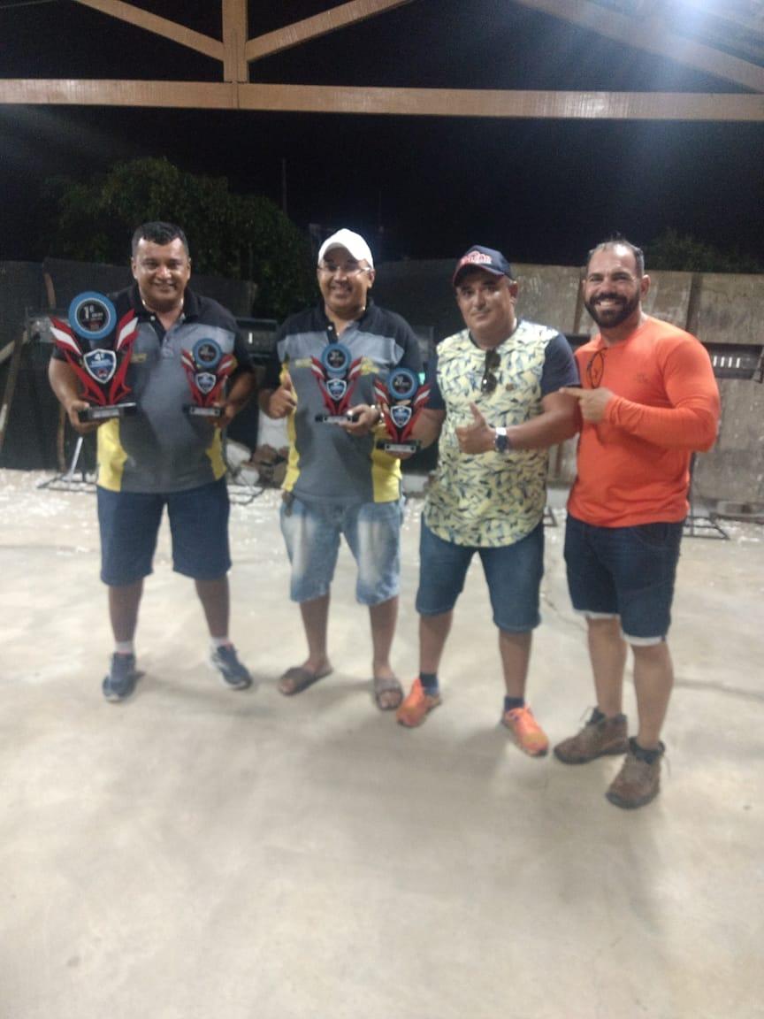 Equipe Esniper de Jucurutu fez bonito no maior evento de Carabina do Pernambuco